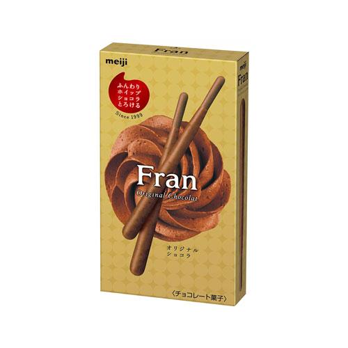 FRAN MOUSSE AU CHOCOLAT