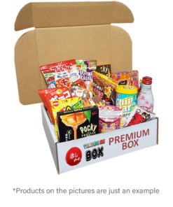 box Japan Snacks