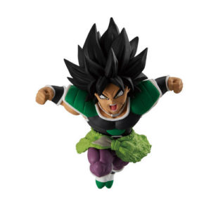 """Dragon Ball Adverge Motion"" figurine: Broly."