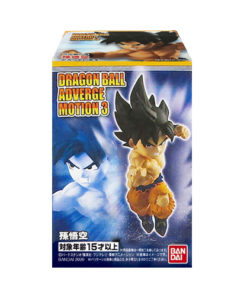 """Dragon Ball Adverge Motion"" figurine: Sangoku."