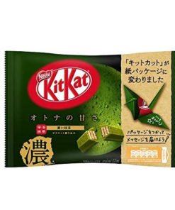 KIT KAT DARK GREEN TEA