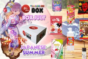 Tanoshi Me Box July