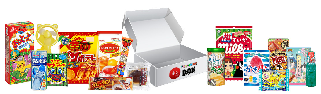 Tanoshi Me Box July