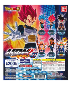 GACHAPON DRAGON BALL SUPER UDM BURST 41