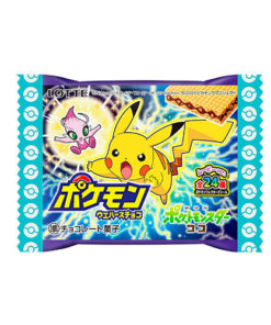 Pokemon Wafer Choco