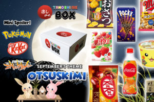 Tanoshi Me Box September