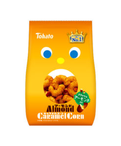 CARAMEL CORN ALMOND