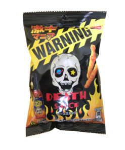 DEATH SAUCE CORN SNACK