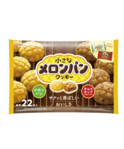 SMALL MELONPAN COOKIES
