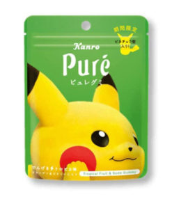 PURÉ GUMMY POKEMON