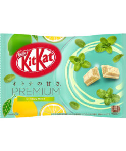 KIT KAT PREMIUM CITRUS MINT