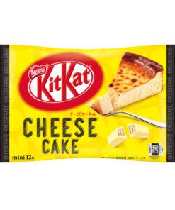 KIT KAT CHEESE CAKE
