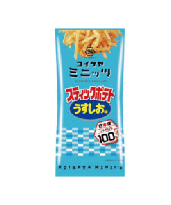 STICK POTATO LIGHT SALT