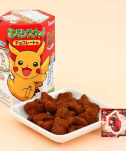 POKEMON SNACK CHOCOLATE