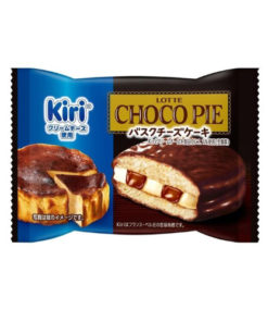 CHOCO PIE BASQUE CHEESECAKE