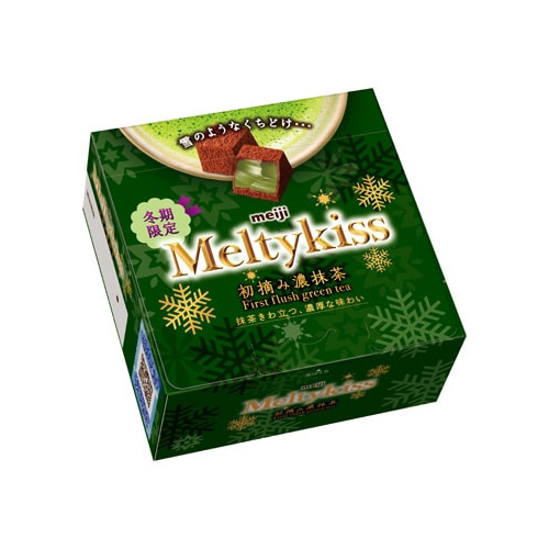 MELTYKISS GREEN TEA