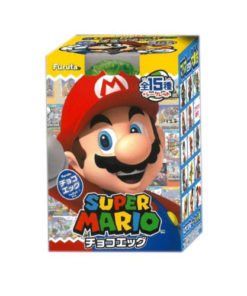 CHOCO EGG SUPER MARIO