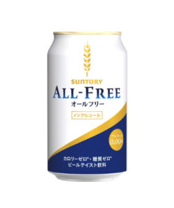 NON-ALCOHOLIC SUNTORY ALL-FREE